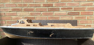 Keilkraft, Vosper, RAF Crash Tender, Model Boat Project