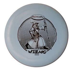 平 NEW Gateway Wizard 4S (SSSS) Disc Golf Putter Approach (PICK COLOR/WEIGHT) 平
