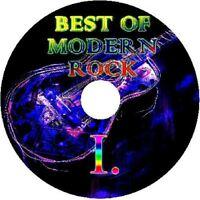 MODERN ROCK 1 BASS & GUITAR TAB CD TABLATURE BEST OF GREATEST HITS MUSIC POP