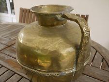 Grand pot ou canne à lait en laiton Provient de Normandie Ancien XIXème