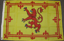 2X3 SCOTLAND FLAG SCOTTISH RAMPANT LION NEW 2'X3' F321