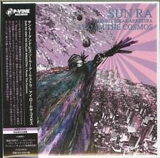 SUN RA-I ROAM THE COSMOS-JAPAN MINI LP CD Ltd/Ed F30