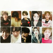 SMTOWN SHINee 5th Repackage Album 1and1 Official Photocard Full Set (Ver.1 & 2)