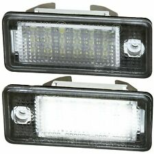 LED Kennzeichenbeleuchtung für Audi A6 S6 C6, 4F Limousine | Avant Kombi  [7301]