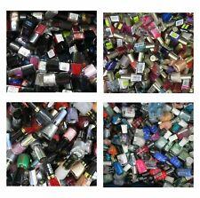 LOT 30 BIG BRANDS Nail Polish NO DUPLICATES Brand NEW Shades Colors FAST SHIP!