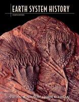 Earth System History Paperback Stanley, Steven M.; Luczaj, John A. 4th Ed.