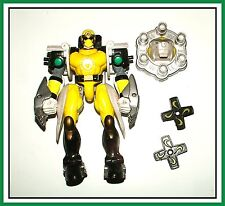 Power Rangers Ninja Storm: Yellow (Warrior Triple Zord Morphin) Ranger