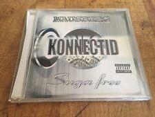 Mausberg & Suga Free - Konnectid Import CD WGE2063-2 G-FUNK Gangsta West Coast