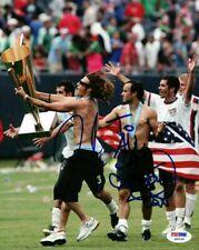 Landon Donovan & 1 Other Autographed Signed 8x10 Photo Team USA PSA/DNA #Q90538