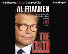 The Truth (with Jokes) by Al Franken (2005, CD, Unabridged)