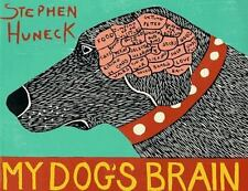 My Dog's Brain Huneck, Stephen Hardcover Used - Very Good