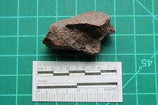 Meteorite G1-0998 - 25.47g IMPRESSIVE MATERIAL! WOW- BEAUTIFUL!!