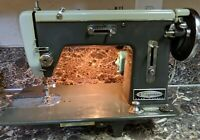 Vintage Montgomery Ward Signature Sewing Machine URR 988 C Parts/Repair