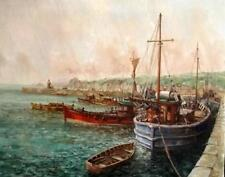 Oil Maritime Art Paintings