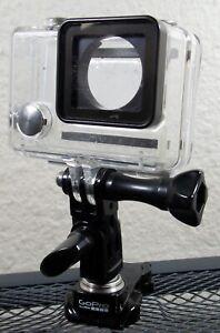 GoPro Helmet Front mount and case parts - Genuine GoPro Brand Product KwikShip