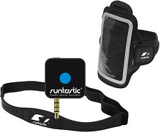 APP Runtastic Pro Phone & Wireless Cardiofrequenzimetro Petto Cinghia Apple/Android