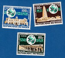 Niger 1963 UPU unione postale internazionale postal poste post MNH**nuovi