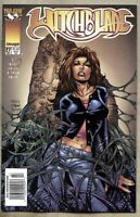 Witchblade #27-1998 nm- 9.2 Image Top Cow Green Standard Newsstand Variant cover