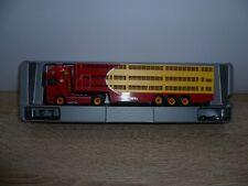 1:87 , Herpa 304344 Hefter FINKL Scania R09 Viehtransporter