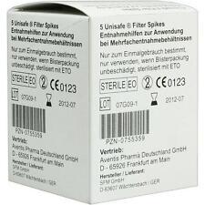 UNISAFE Filter Spikes f.Clexane 5 St