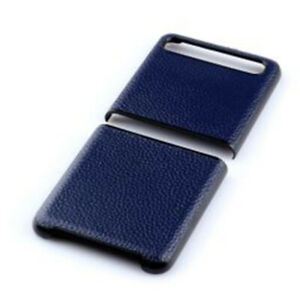 Back Cover Phone Case PC Leather Hard Protective Cases For Samsung Galaxy Z Flip