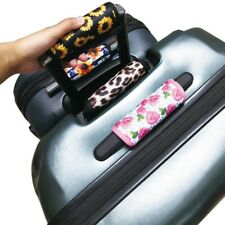 Luggage Handle Wrap Suitcase Grip Travel Bag Natural Rubber Comfort Cover umgHt