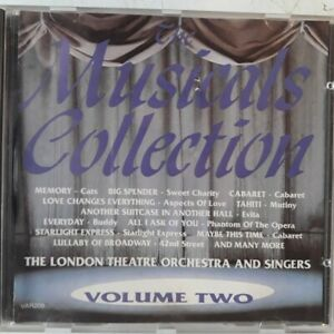 The Musicals collection vol 2.