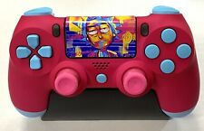 Rick And Morty Themed Ps4 Playstation 4 Controller Custom Brand New