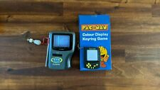 Casio TV-1800 Portable And Pac-Man Keyring