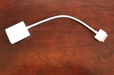 Apple 30 Pin connector to VGA Adapter for Apple iPad 1, 2, 3, iPhone, iPod