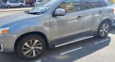 MITSUBISHI ASX  2013 Onwards Aluminium Side Steps With Anti-Slip Texture