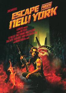 Escape from New York (John Carpenter's) DVD NEW