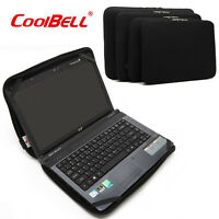 """Notebook Sleeve Case Bag Cover for Laptop Tablet 11.6"""" 12.5"""" 13.3"""" 14"""" 15.4 15.6"""