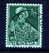 SWITZERLAND - SVIZZERA - 1941 - Soggetti storici: colonello Pfyffer. B3467