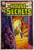 House Of Secrets #83 FN+ 6.5 1970 Bronze Age DC Horror Comics Alex Toth Art!