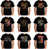 Velocitee Mens Premium T-Shirt Hot Rat Rod Hotrod Rockabilly Old Skool Muscle T1