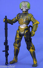 Star Wars Suelta Potf Raro 4-LOM cazador de recompensas en perfecto estado. C-10+