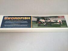 Aerographics Fairey Swordfish Balsa Plane Wingspan 635mm
