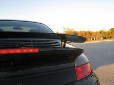 Porsche 996 Turbo Fixed Spoiler / Wing Kit Extra Tall