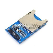 **Hobby Components UK** Arduino compatible SD Card Module