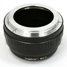 Tamron Adaptall 2 AD2 Lens To Micro 4/3 M43 mount Adapter OM-D E-M1 PL6 GF6 GX7