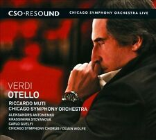 Giuseppe Verdi: Otello Super Audio Hybrid CD (CD, Sep-2013, 2 Discs, CSO...