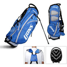 Licensed NFL Detroit Lions Team Golf Stand Bag New in the Box