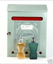 ☼ Saint Valentin 2000 - Gaultier - Mini 2 x EDT 3,5ml