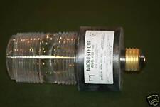 Strobe Lights, Screw-In Microstrobe 120VAC Clear