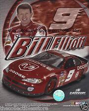 BILL ELLIOTT DODGE DEALERS EVERNHAM MOTORSPORTS NASCAR WINSTON CUP 16 X 20 PHOTO