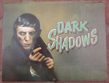 Dark Shadows 1995 Calendar Color
