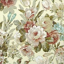 4x Kate Cream Paper Napkins for Decoupage Decopatch Craft