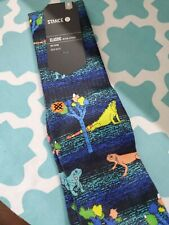 Stance Desert Dinos / Lizard Socks, Size M (6-8.5)