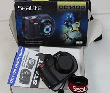 Sealife DC1400 Underwater Digital Camera with Strobe and Case